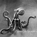 Octopus: DIY Metal Sculpture Kit by Barbie The Welder