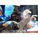 Unicorn: DIY Metal Sculpture Kit by Barbie The Welder