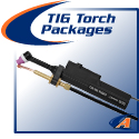 180 Amp TIG Torch Packages