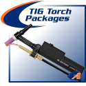 300 Amp TIG Torch Packages
