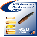450 AMP Machine MIG Guns and Replacement Parts