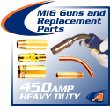 450 AMP Heavy Duty MIG Guns and Replacement Parts