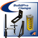 BuildPro™ Clamps & Clamping Squares