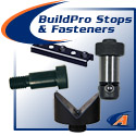 BuildPro™ Stops & Fasteners