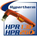 HPR 130XD / 160XD PAC Torches & Replacement Parts