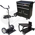 Welding Carts & Cabinets