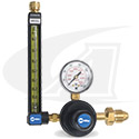 TIG, Argon/Helium/Multi-Gas Flow Meters (CGA 580)