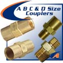 Quick-Release Couplers & Adaptors