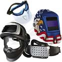 Welding Helmets, Face Shields, Goggles & More!