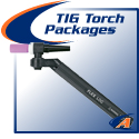 FL230 - 230 Amp Flex-Loc TIG Torch Packages