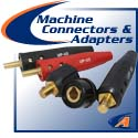 Machine Connectors, Dinse Plugs & Adapters