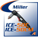 Miller® ICE-50C/ICE-50CM Cutting Torches & Replacement Parts