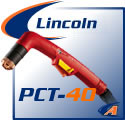 Lincoln® PCT-40 Cutting Torches & Replacement Parts