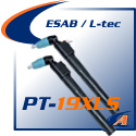 ESAB® /L-Tec® PT-19XLS Cutting Torches & Replacement Parts