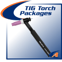 TL210 - 200 Amp Flex TIG Torch Packages