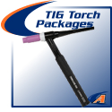 TL300 - 350 Amp Flex TIG Torch Packages