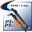 ESAB® /L-Tec® PT-17A/PT-17AM Cutting Torches & Replacement Parts