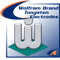 Wolfram® Tungsten Electrodes, Made in Germany