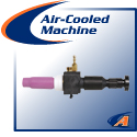 Air-Cooled Automation Series TIG Torches & Parts