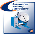 Welding Positioners, Light, Medium & Heavy-Duty