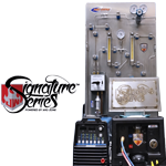 High-Purity TIG Torch Packages