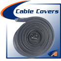 Cable Covers, Leather & Nylon