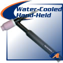 Water-Cooled Hand-Held TIG Torches & Parts