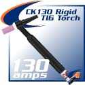 130 Amp CK130 Rigid TIG Torch Packages