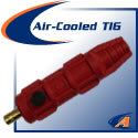 Air-Cooled TIG Connectors, Adapters & Hook-Up Kits