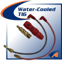 Water-Cooled TIG Connectors, Adapters and Hook-Up Kits