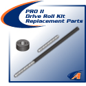 PRO II Drive Roll Kit Replacement Parts