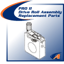 PRO II Drive Roll Assembly Replacement Parts