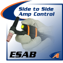 ESAB® East/West Amp Controls