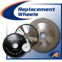 Long-Lasting, Replacement Diamond Grinding Wheels