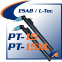 ESAB® /L-Tec® PT-15/PT-15XL Cutting Torches & Replacement Parts
