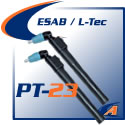 ESAB® /L-Tec® PT-23 Cutting Torches & Replacement Parts