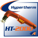 Hypertherm® HT2000 Cutting Torches & Replacement Parts