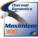 Thermal Dynamics® Maximizer 300 Torches & Replacement Parts