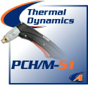 Thermal Dynamics® PCH/M-51 Cutting Torches & Replacement Parts