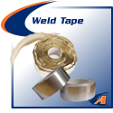 Heat Resistant Aluminum Weld Backing Tape