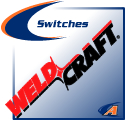 "Weldcraft ""Crafter Series"" On-Off & Momentary - No Cord or Plug"