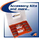 TIG Accessory Kits, Monster, Gas Saver, Low Rider, Stubby