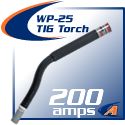 W-200 (WP-25) Flexible, Pencil Torch