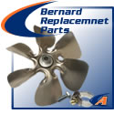 Bernard/ITW Cooling Systems Parts