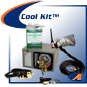 Air-to-Water Cooled TIG Machine Upgrade Kit