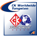 CK® Tungsten Electrodes, Choose From 3 or 10 Packs