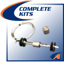 Complete Purge Baffle Kits, Listed By Tube/Pipe Size & Schedule