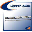 Copper Alloy TIG Filler Metal Rod