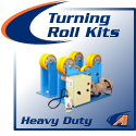 Heavy Duty Turning Roll Kits