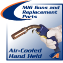 Air-Cooled MIG Guns & Parts
